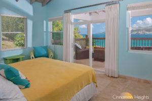Bedroom view of Cinnamon Heights Villa