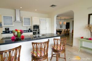 Cinnamon Heights Villa's Kitchen