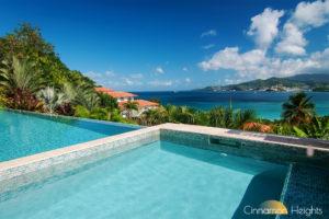 Pool at Cinnamon Heights Villa