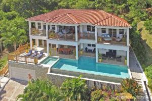 Cinnamon Heights Villa in Grenada
